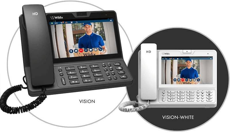 Wildix Vision Phones